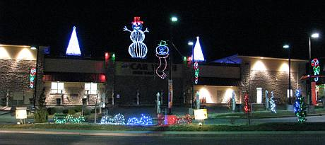 Symphony in Lights - Lenexa, Kansas