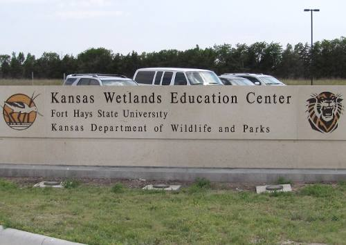 Kansas Wetlands Education Center - Fort Hays University