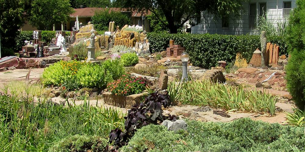 Florence Deeble's Rock Garden