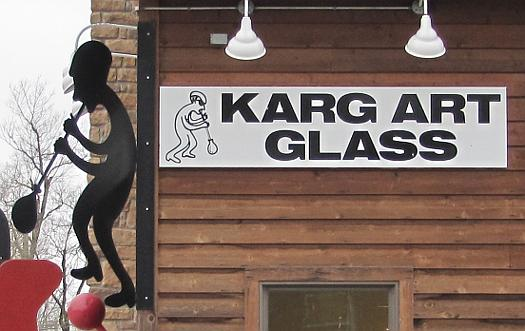 Karg Art Glass  - Kechi, Kansas