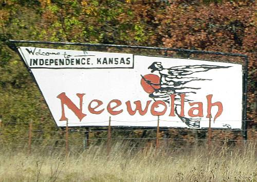 Neewollah - Independence, Kansas