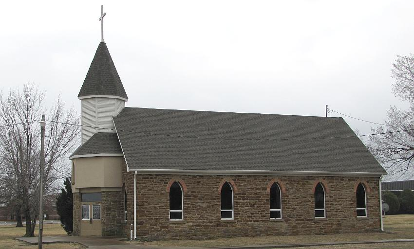 St. Aloysius Church - Greenbush, Kansas