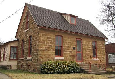 Stone House Gallery - Fredonia, Kansas