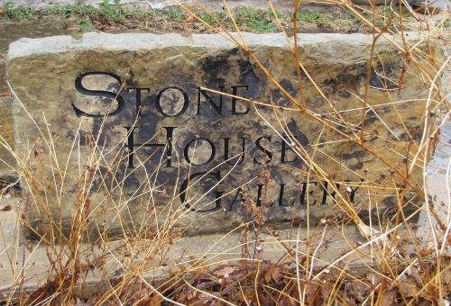 The Stone House Gallery - Fredonia, Kansas