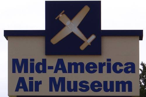 Mid-America Air Museum in Liberal, Kansas