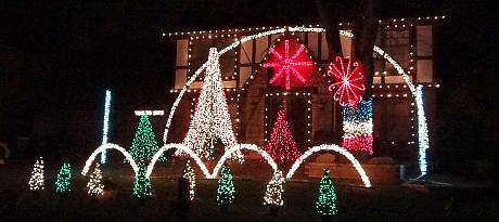 Mike Arnott Shawnee, Kansas Christmas Display