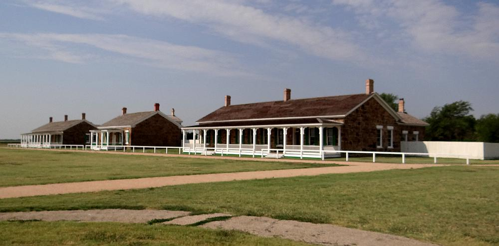Fort Larned Officers Quarters