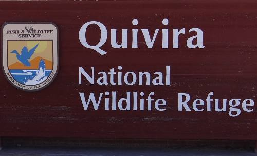 Quivira National Wildlife Refuge