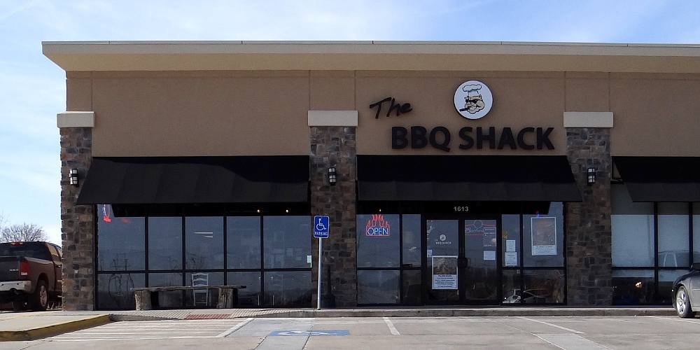 The BBQ Shack - Paola, Kansas