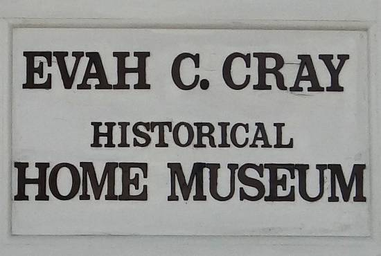 Cray Historical Home Museum - Atchison, Kansas