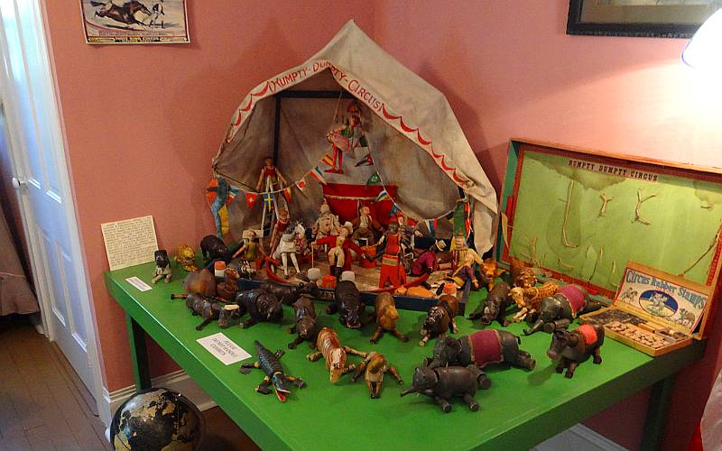 Humpty Dumpty Circus at Cray Historical Home Museum