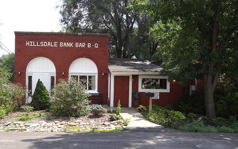 Hillsdale Bank Bar-B-Q