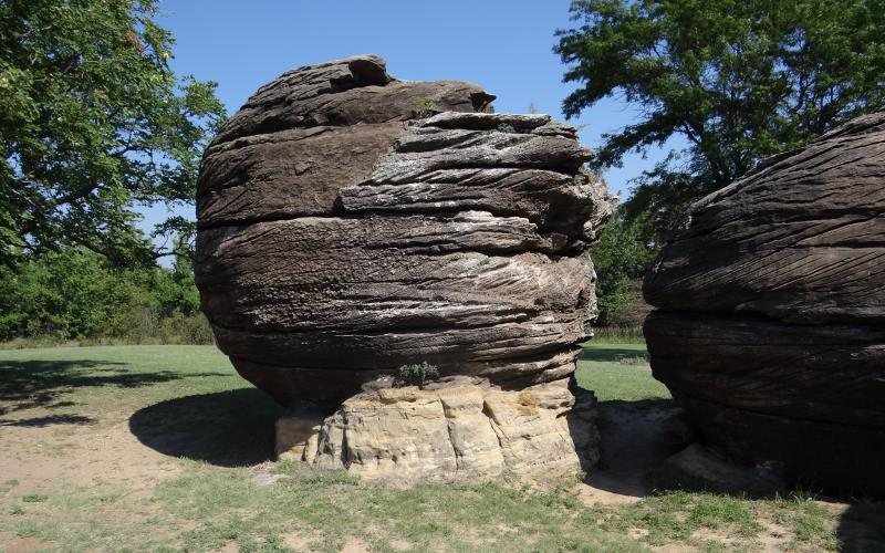 Rock City rock formation