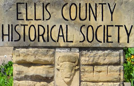 Ellis County Historical Society Museum - Hays, Kansas