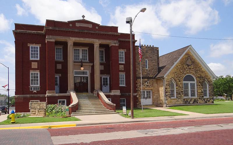 Ellis County Historical Society Museum