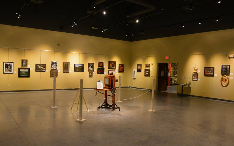 McPherson Museum Art Gallery