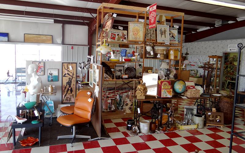 Southeast Kansas antiques