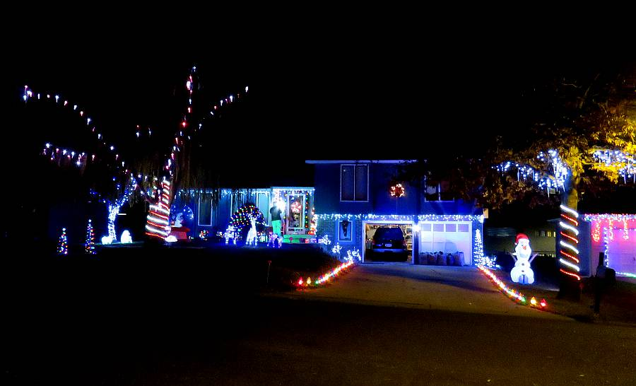 Johnson County Christmas Displays (metro Kansas City)