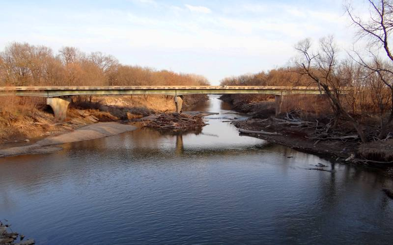 K-99 Bridge - Emporia, Kansas