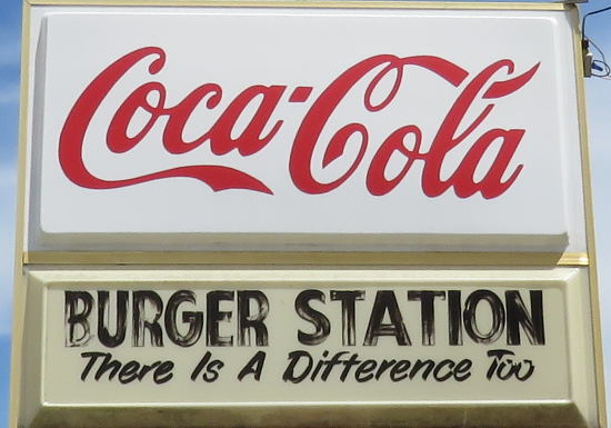 Burger Station - Winfield, Kansas