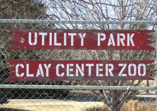 Utility Park Clay Center Zoo