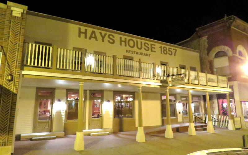 Hays House 1857 Restaurant and Tavern