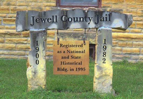 Jewell County Jail - Mankato Kansas