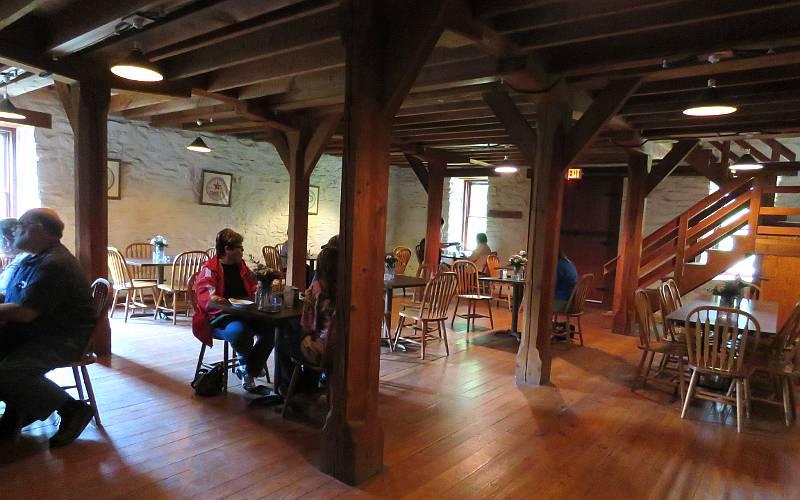Old Oxford Mill Restaurant Oxford Kansas