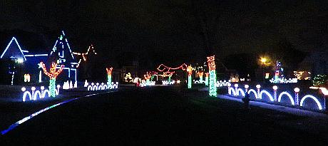 nottingham by the green christmas lights overland park kansas