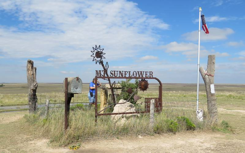 Mount Sunflower - Kansas high point