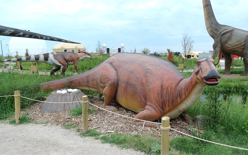 Field Station: Dinosaurs - Derby, Kansas
