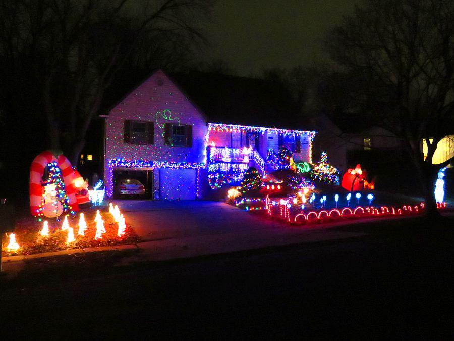 Johnson County Christmas Displays (metro Kansas City)
