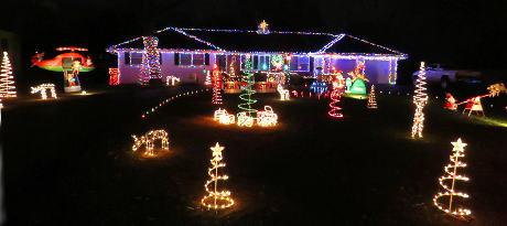 Christmas Light Displays Kansas City 2021 Johnson County Christmas Displays Metro Kansas City