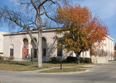 Mulvane Art Museum in Topeka, Kansas