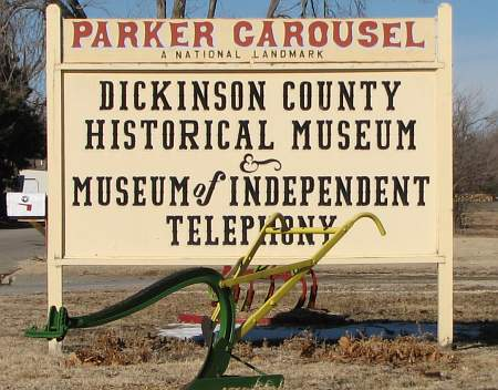 Heritage Center of Dickinson County and Museum of Independent Telephony - Abilene