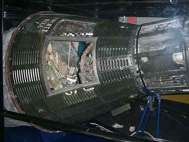 liberty bell 7 spacecraft model - photo #23