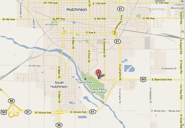 Hutchinson Zoo Hutchison Kansas