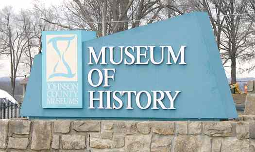 Museum of History - Shawnee, Kansas