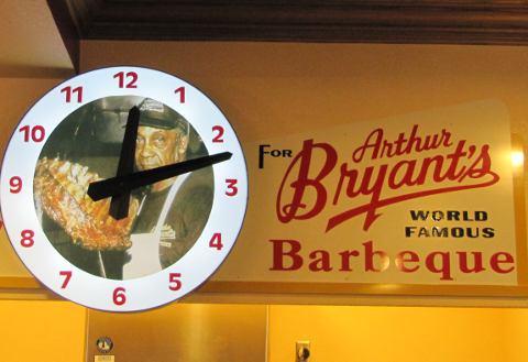Arthur Bryant S Barbeque Kansas City Kansas