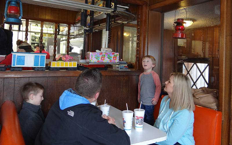 Fritz S Railroad Restaurant Kansas City Kansas