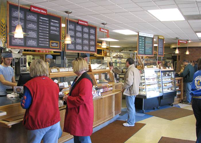 Wheatfields Cafe Bakery