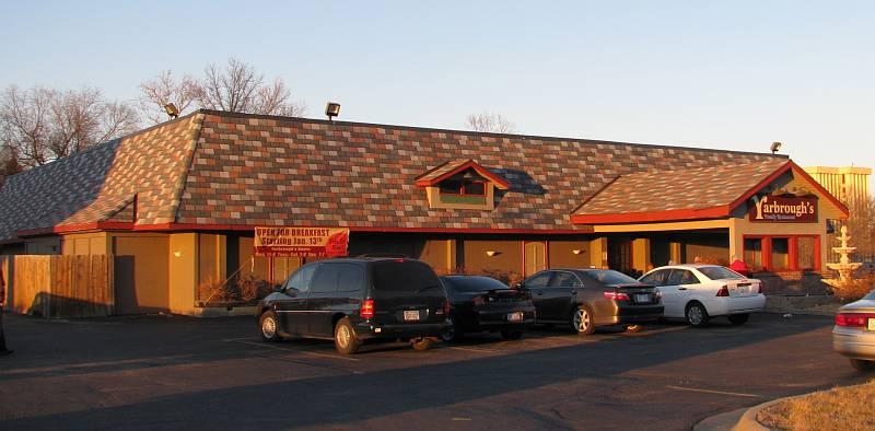 Leona Yarbrough Restaurant Johnson County Kansas