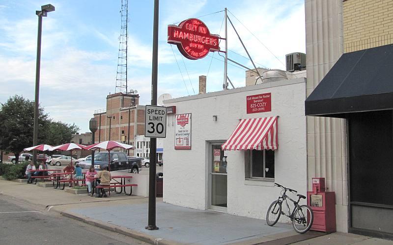Little River Inn >> Kansas Travel blog