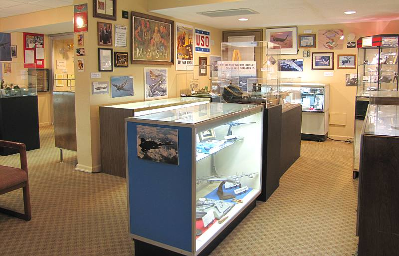 Holley Museum Of Military History | 420 SE 6th Ave, Topeka, KS, 66607 | +1 (785) 272-6204