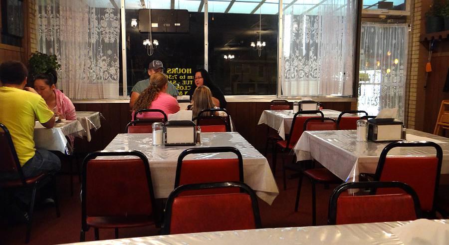 Pusan Diner Junction City Kansas