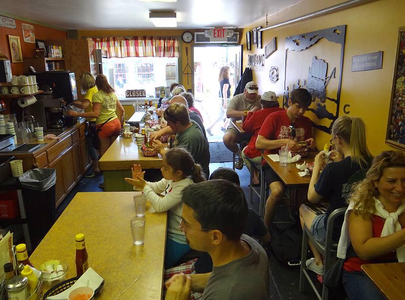 Chuckwagon Restaurant Mackinac Island