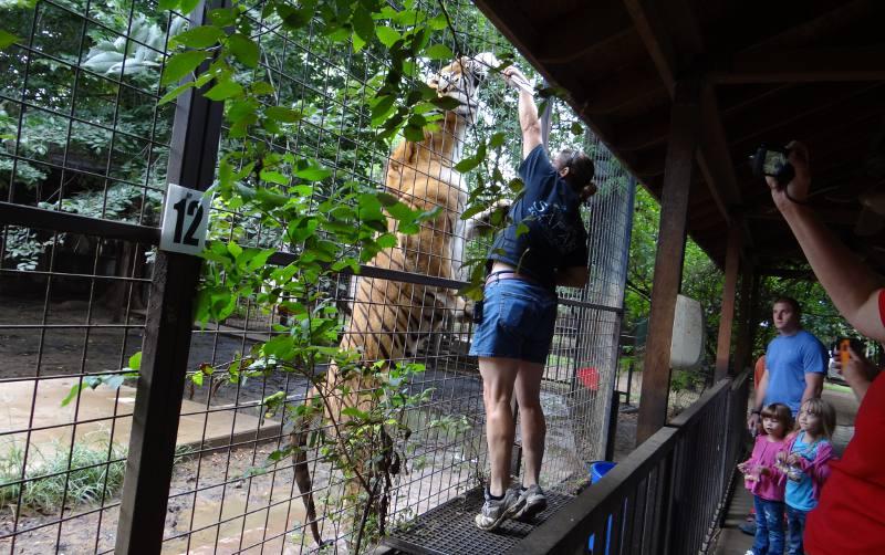 Caney kansas zoo