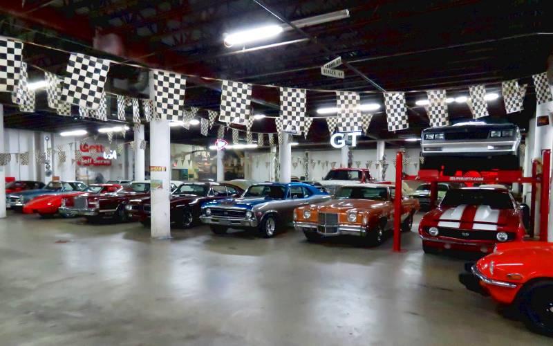 2017 Shelby Gt350 For Sale >> KC Classic Auto Sales & Museum - Lenexa, Kansas