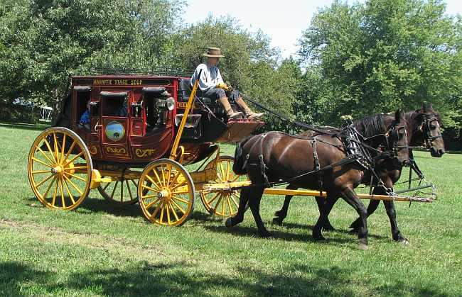 Mahaffie Stagecoach Stop Amp Farm Historic Site Olathe Kansas