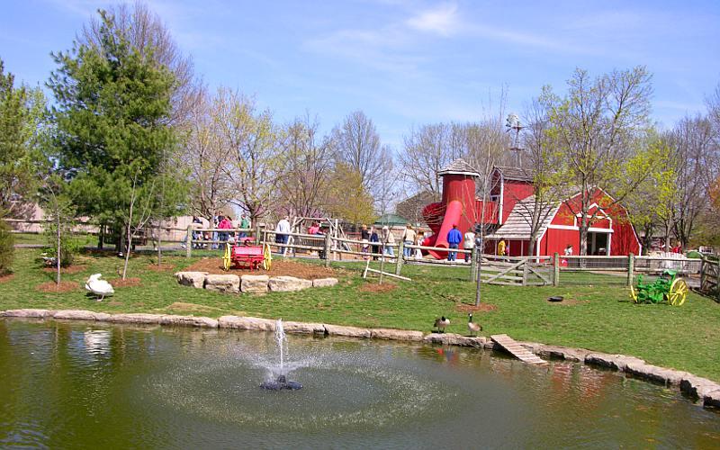 Deanna Rose Farm   Overland Park, Kansas